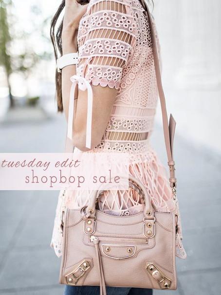 Tuesday Edit: Shopbop Sale