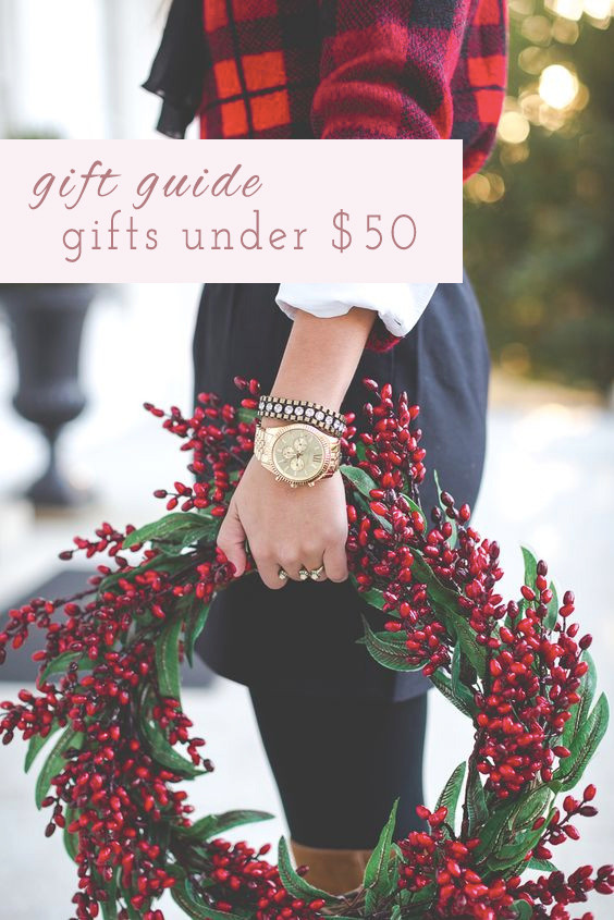 Gift Guide Under 50 | Lam in Louboutins