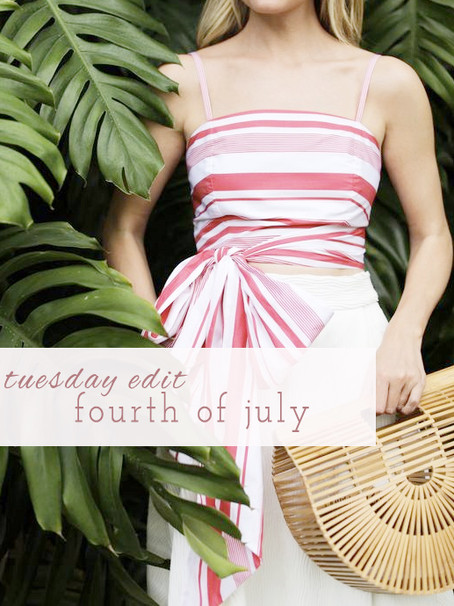 What to Wear for the Fourth of July