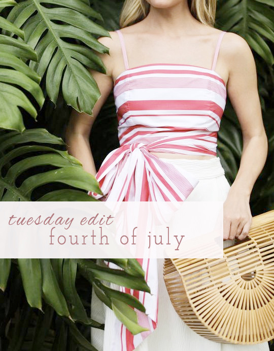What to Wear for the Fourth of July | Lam in Louboutins