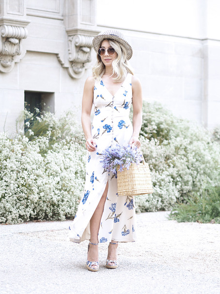 How To Dress Like You Live in the South of France