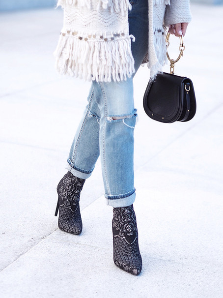 Your Must-Have Booties with Steve Madden