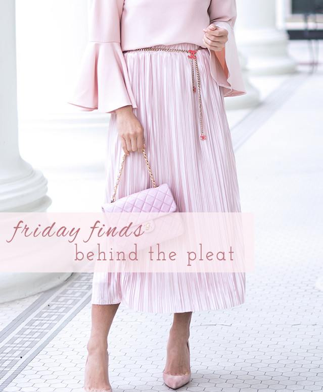 Behind the Pleat | Lam in Louboutins