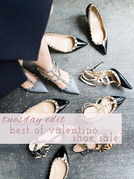 Top 5 Valentino Shoes On Sale