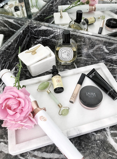 4 Step Morning Beauty Routine