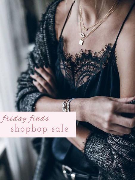 Friday Finds: Shopbop Sale