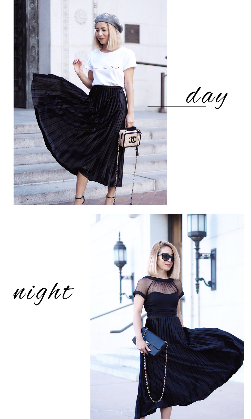 How To Style Velvet From Day to Night | Lam in Louboutins
