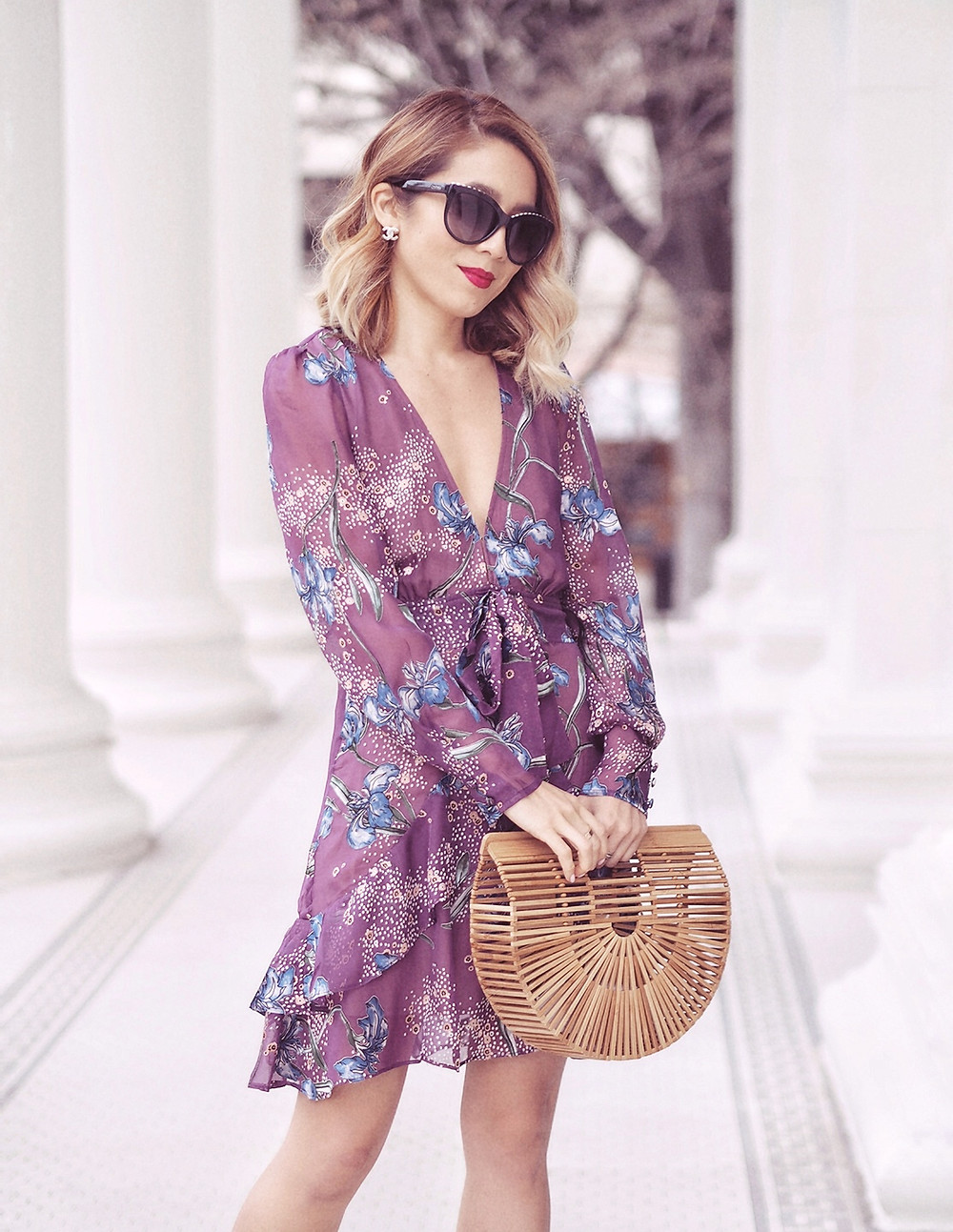 For Love and Lemons Dress | Lam in Louboutins