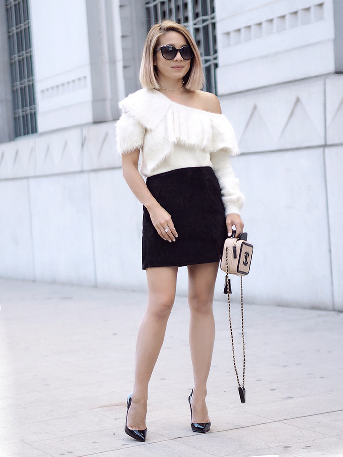 Fall Update: Statement Sweaters | Lam in Louboutins
