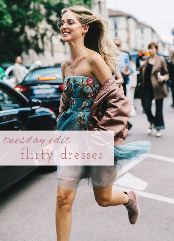 Tuesday Edit: Flirty Dresses | Lam in Louboutins