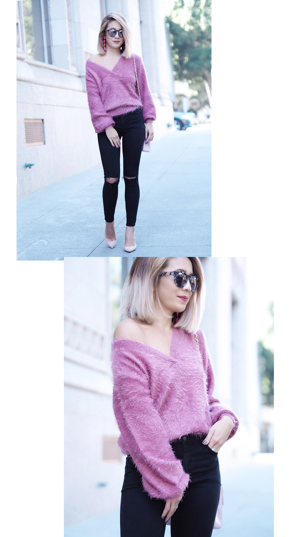 Finally Sweater Weather + 20% Off Na-Kd Fashion! | Lam in Louboutins
