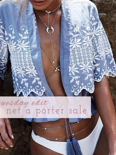 Tuesday Edit: Net-A-Porter Sale