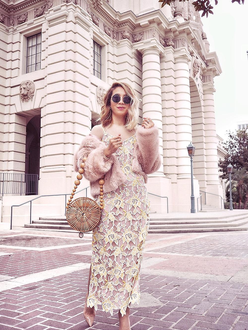 NBD Dress | Lam in Louboutins