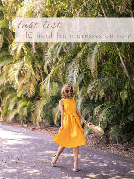 10 Nordstrom Dresses from the Anniversary Sale