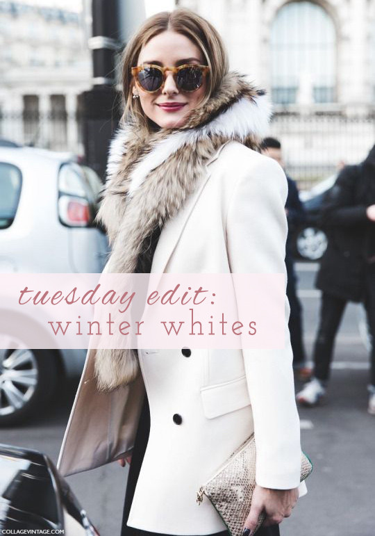 Tuesday Edit Winter Whites | Lam in Louboutins