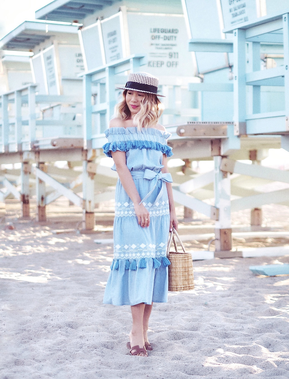 Favorite Beach Ready Frocks | Lam in Louboutins