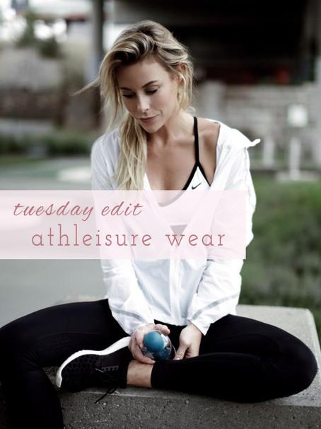 Tuesday Edit: Athleisure