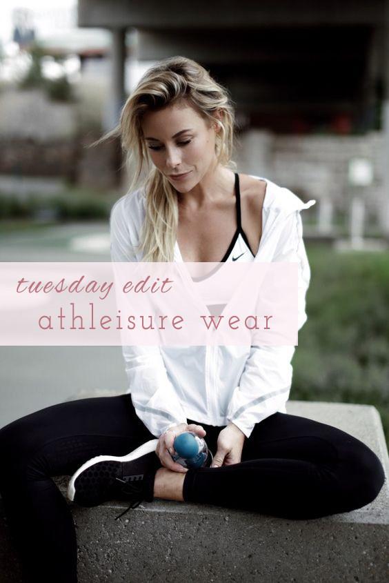 Tuesday Edit Athleisure | Stephanie Lam