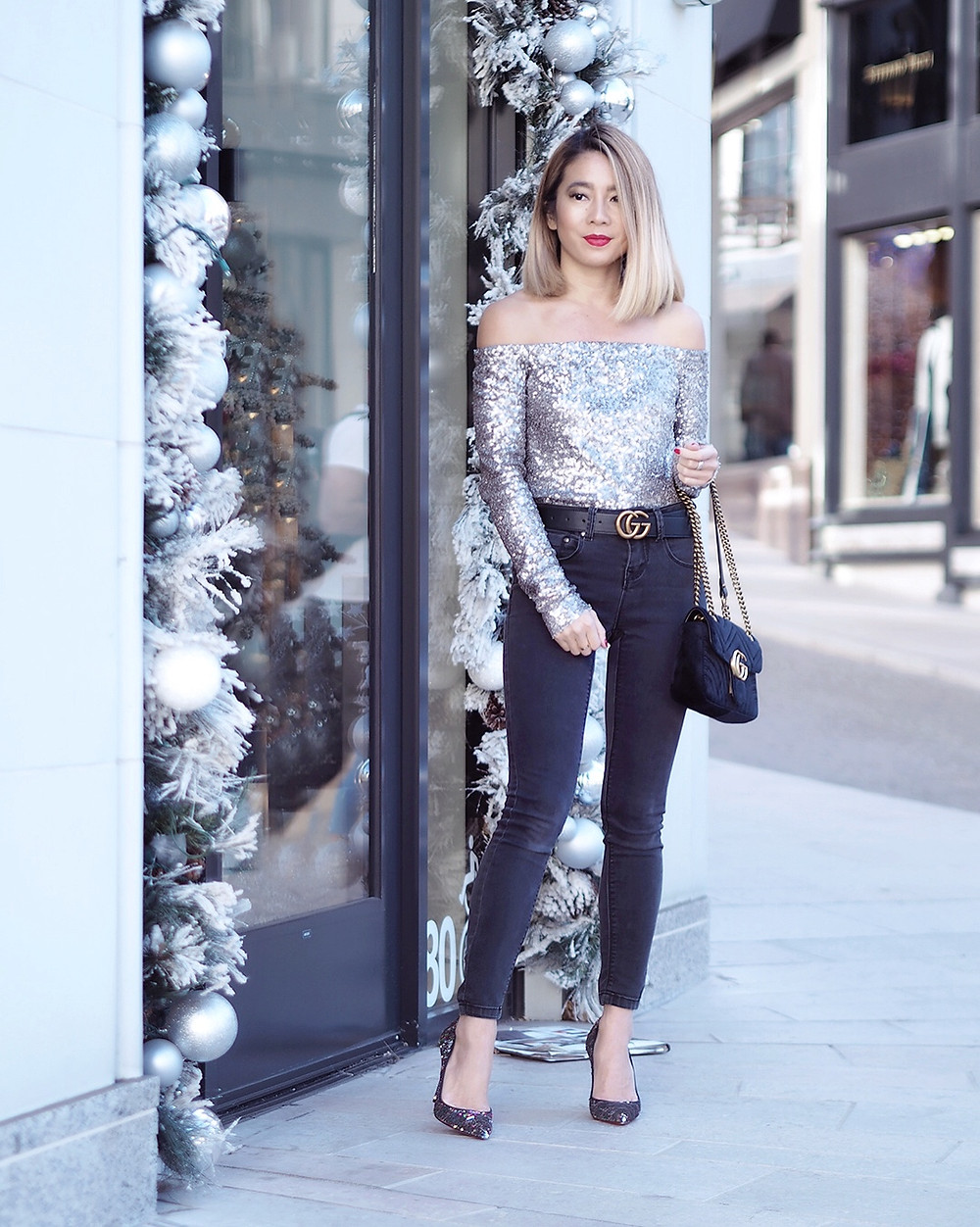 3 Ways to Sparkle on New Year's Eve | Lam in Louboutins