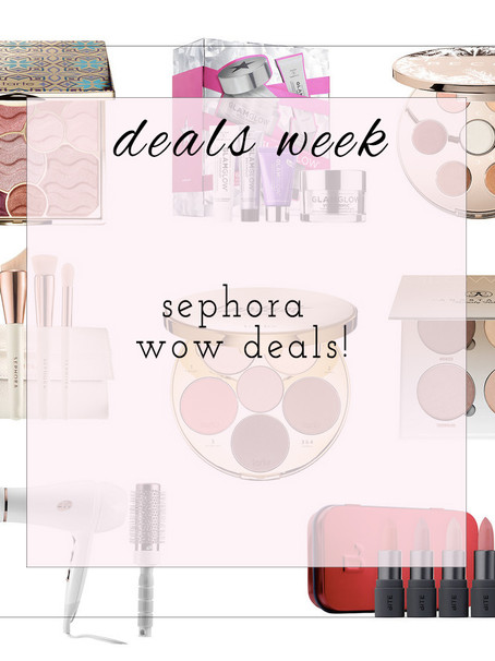 Deals Week: My Top Sephora Pre-Black Friday Picks