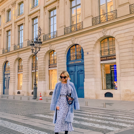 Back in Beautiful Paris with L.K. Bennett