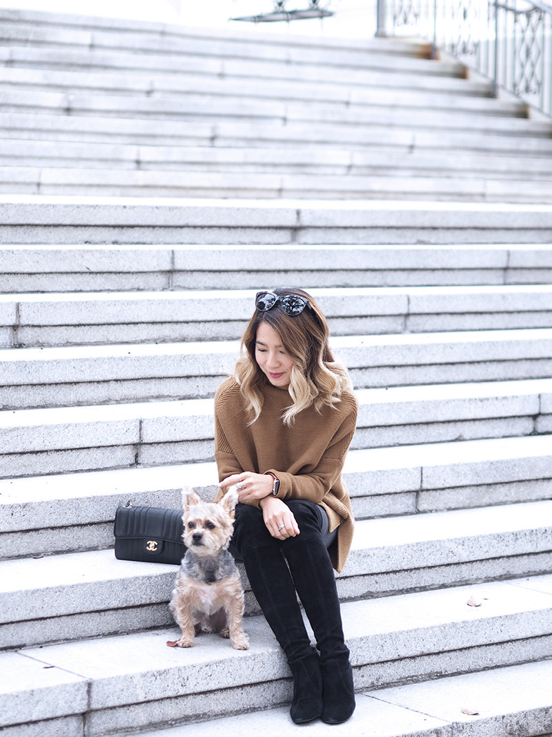 StyleWe Sweater | Lam in Louboutins