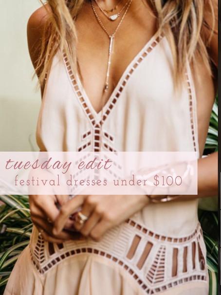 16 Festival Dresses Under $100