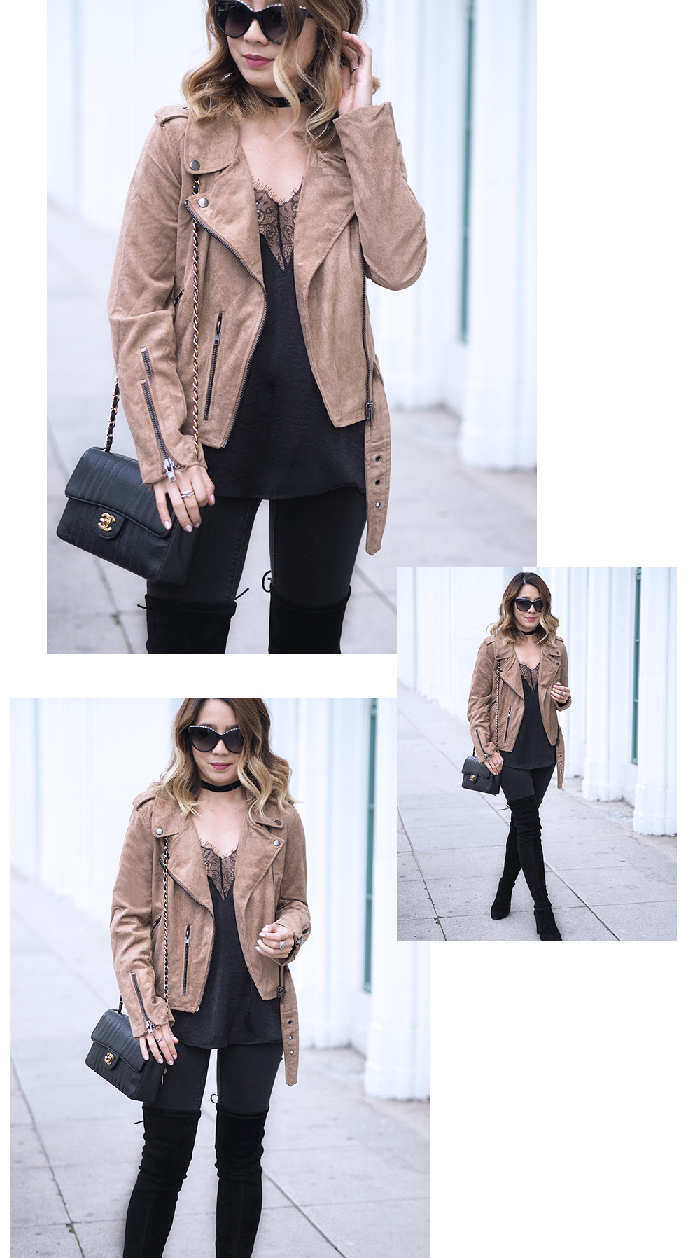 Windsor Leather Jacket | Stephanie Lam