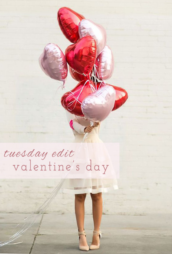 Tuesday Edit: Valentine's Day | Lam in Louboutins