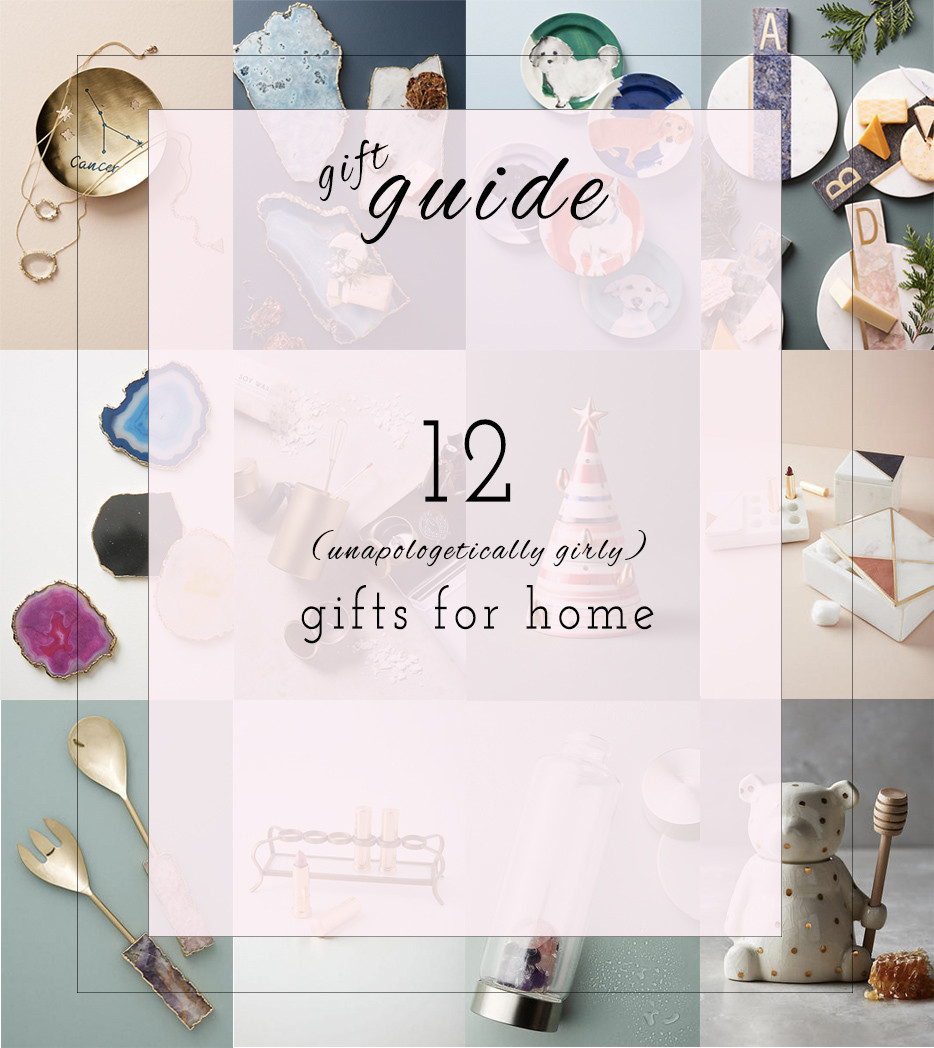 12 Gifts for the Home | Lam in Louboutins