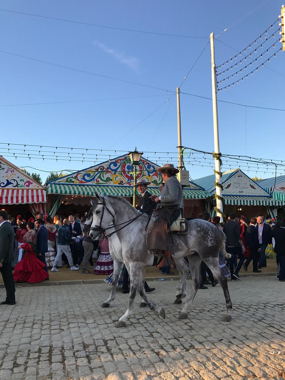 Feria de Abril | Lam in Louboutins