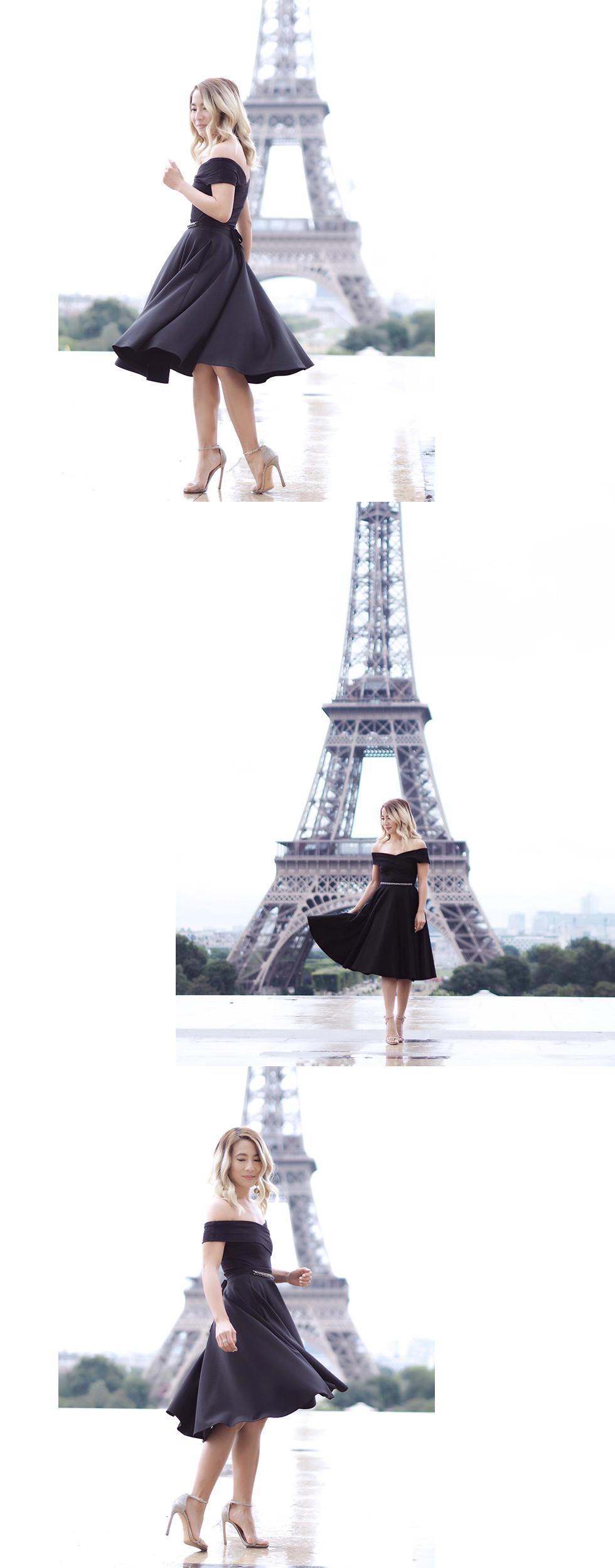 Eiffel Tower | Lam in Louboutins
