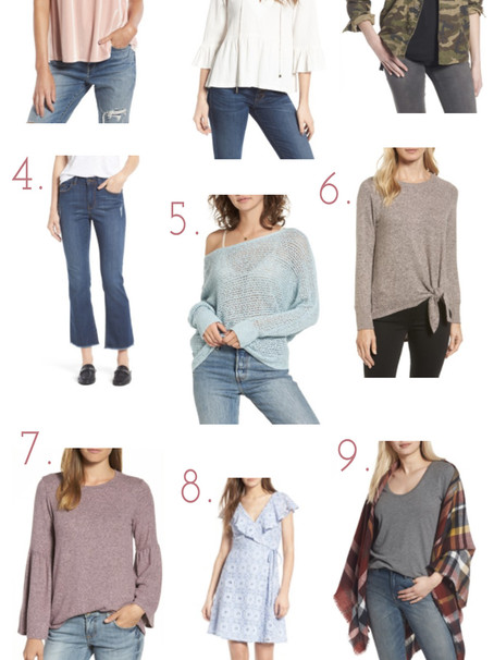 9 Under $50 Nordstrom Anniversary Sale Finds and More