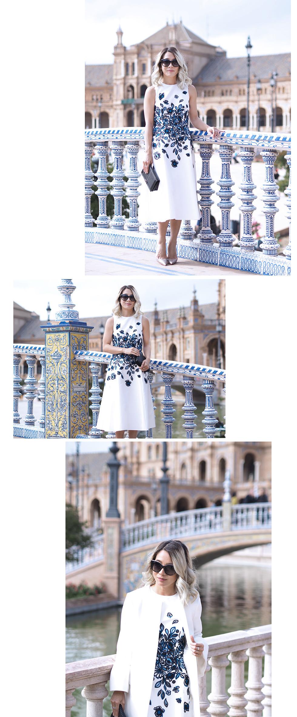 Plaza de España | Lam in Louboutins