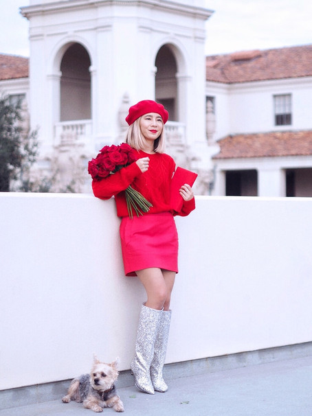 How to Wear This Holiday Season's Hottest Color
