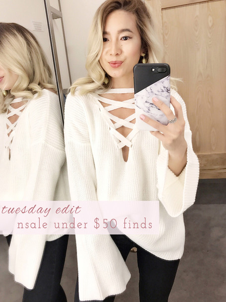 Nordstrom Sale Under $50 Finds