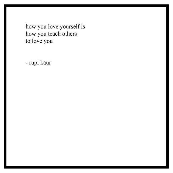 Rupi Kaur Quote