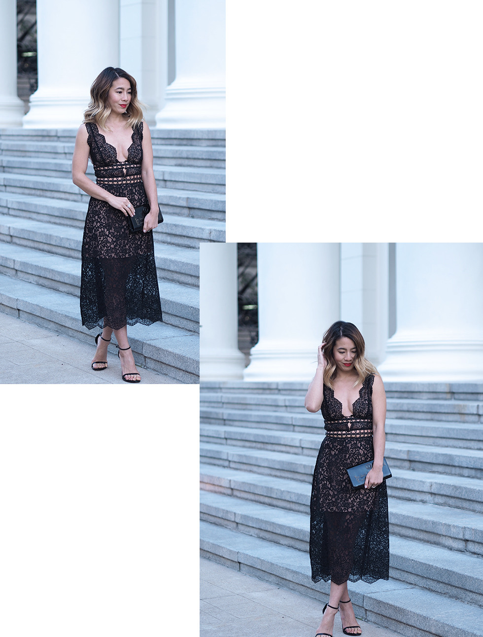 Romantic Lace | Lam in Louboutins