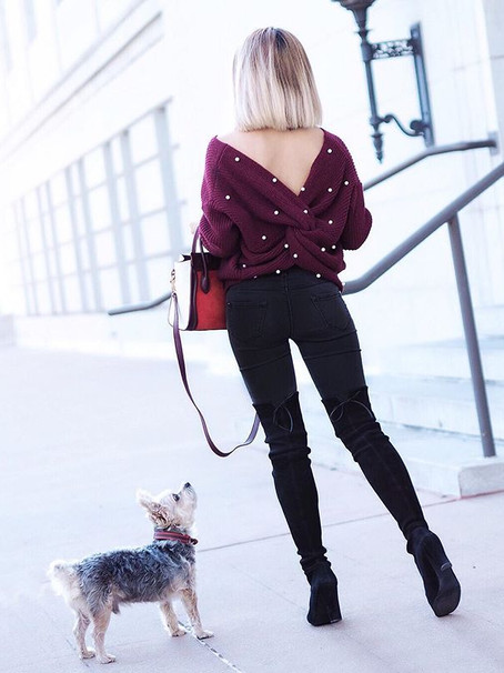 Where to Find Stuart Weitzman Over-the-Knee Boots on Sale Now!