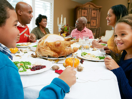 Americans Urged To Celebrate Thanksgiving In The Safest Way Possible