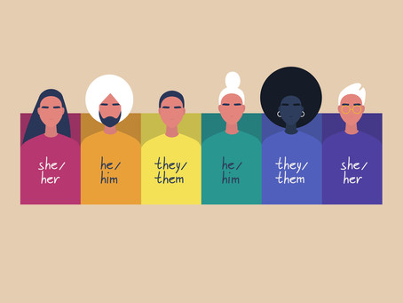 Respecting Gender Pronouns Is A Big Part Of Our Values