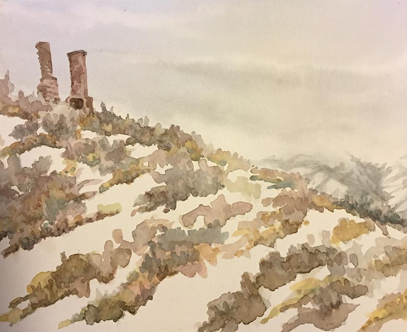 Nob Hill Chimneys
