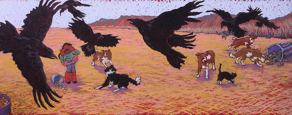 6 Ravens