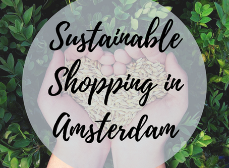 5 Ways To Shop Sustainably In Amsterdam