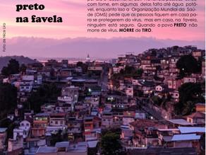Manual para criar um filho preto na favela