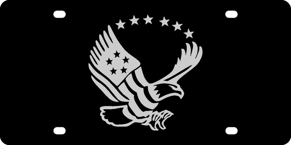 Eagle 1 License Plate.png