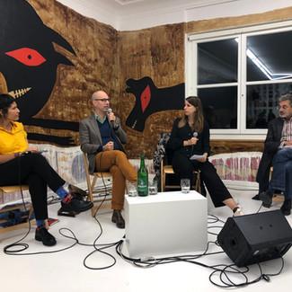 2019 – 2020 Gespräche / Workshops