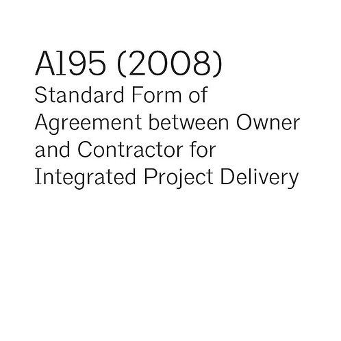 A195 (2008)