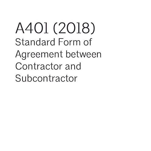 A401 (2017)