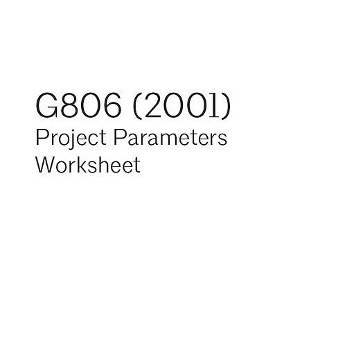 G806 (2001)